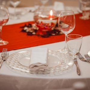 ristorante per feste 50 anni residenza agorà